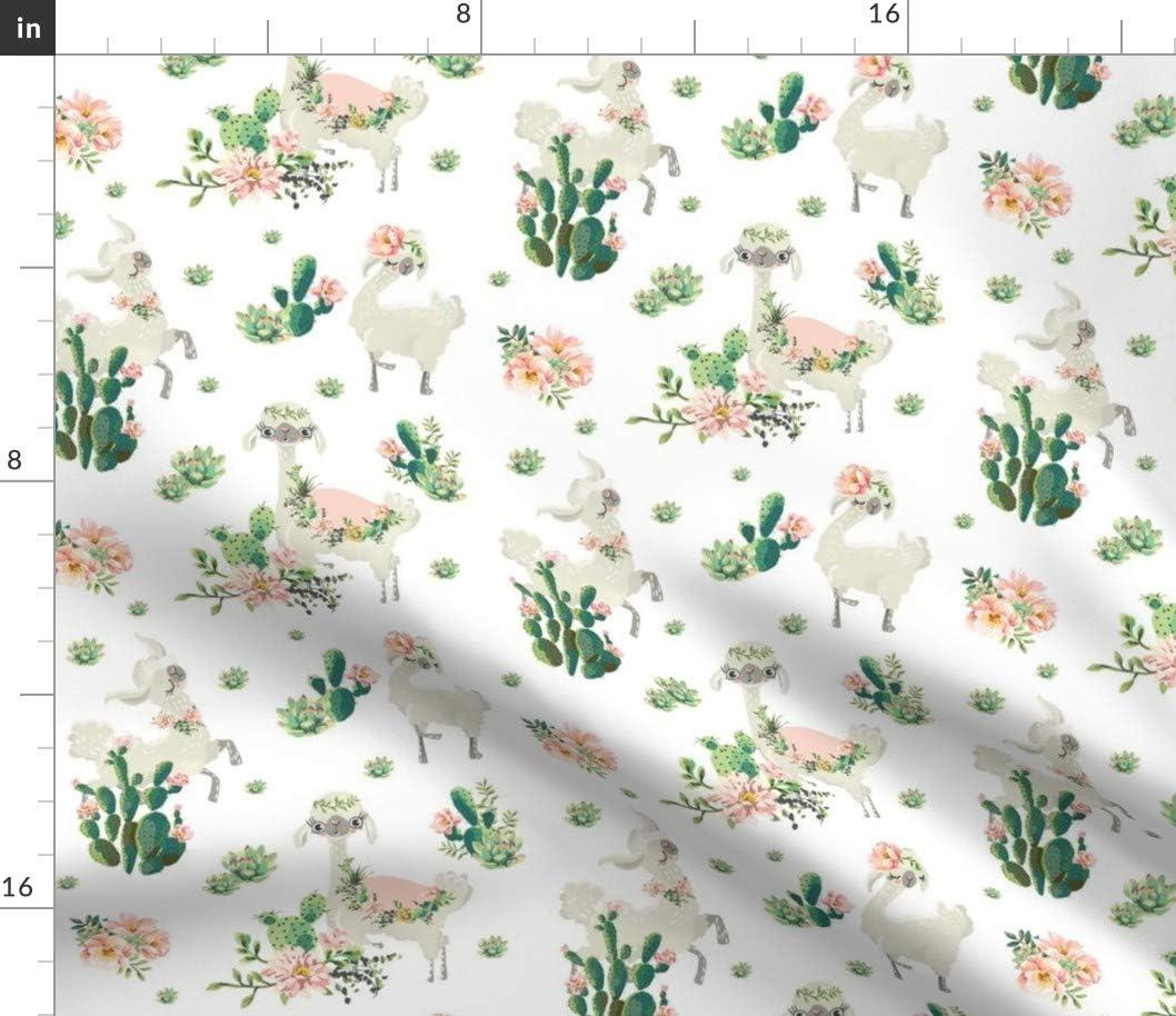Cactus fabric Animal Fabric Pizza Fabric Fiesta Fabric Cotton Fabric Llamas Fabric Party Fabric Fabric by the yard Flowers Fabric