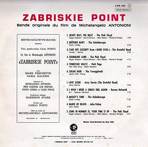 Zabriskie Point Soundtrack