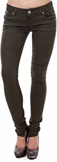 Women's Junior Size Fitted Skinny Jeans