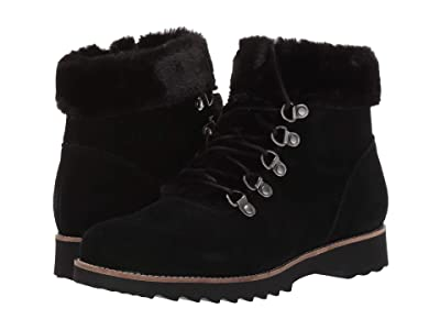 Blondo Rachel Waterproof (Black Suede) Women