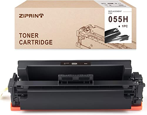 discount ZIPRINT Compatible new arrival Toner Cartridge (NO Chip) Replacement for Canon 055H CRG-055H to use with Color imageCLASS MF743Cdw MF741Cdw LBP664Cdw MF745Cdw online Printer (Black, 1 Pack) sale