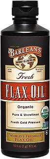 Barlean's, Flaxe Oil, 16 oz (473 ml)