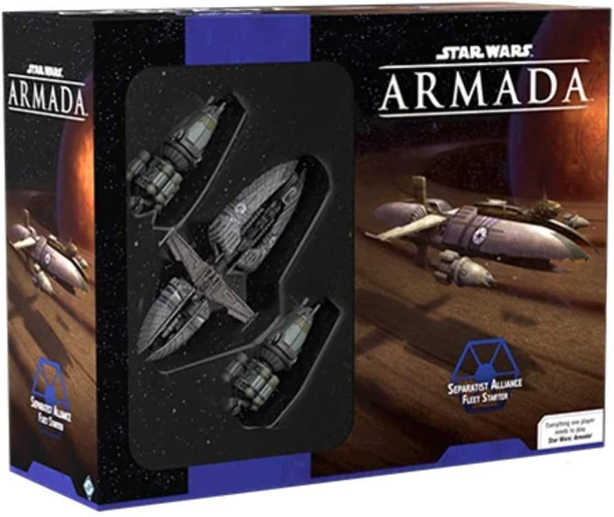 Fantasy Flight Games FFG Cheap SALE Start Star Alliance Separatist Armada: Wars F Large-scale sale