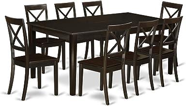 Amazon Com 8 Seat Dining Table