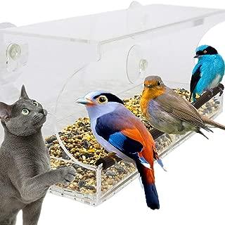 screen bird feeder