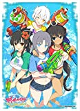Senran Kagura Peach Beach Splash B Asuka, Homura, Yumi, Miyabi Trading Card Game Character Sleeve Collectible Anime Art EN544