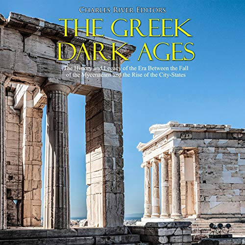 The Greek Dark Ages  By  cover art