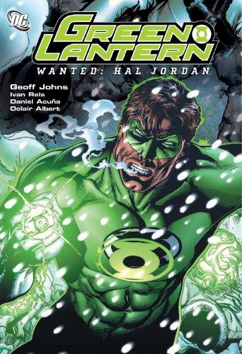 Green Lantern: Wanted - Hal Jordan (Green Lantern (2005-2011))