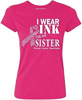 Breast Cancer Awareness Women's Cotton T-Shirt