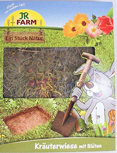 JR Farm Kräuterwiese mit Blüten
