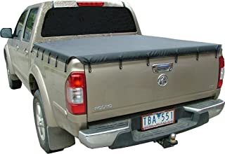 Ute Tonneau Cover to suit Holden Rodeo Dual Cab No HeadBoard 2003 to June 2012