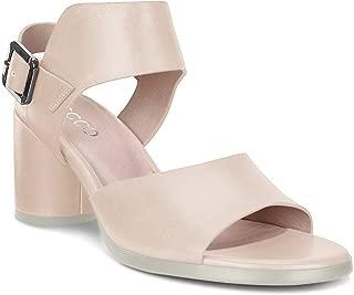 ECCO Women's Women's Shape 65 Block Strap Heeled Sandal