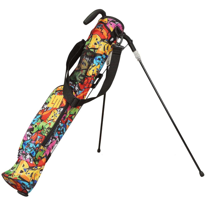 剪断孤独な対抗ラウドマウスゴルフ Loud Mouth Golf クラブケース スタンドクラブケース