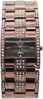 Omax Dress Watch For Women Analog Stainless Steel - 00OAB172500D