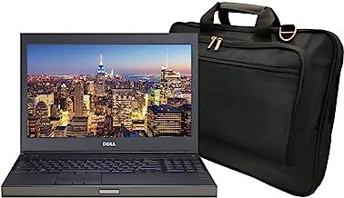 Dell Precision M4800 Mobile Workstation with Intel i7-4810MQ Quad Core CPU, 16GB DDR4 RAM, 1TB SSD, 15.6 inch Display, Laptop Bag (Renewed)