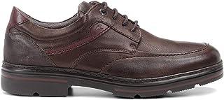 Fluchos | Zapato de Hombre | Murray F1045 Buttero Castaño C1 Zapatos Confort | Zapato de Piel | Cierre con Cordones | Piso...