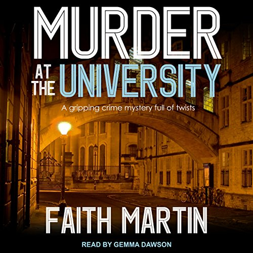 Murder at the University Titelbild