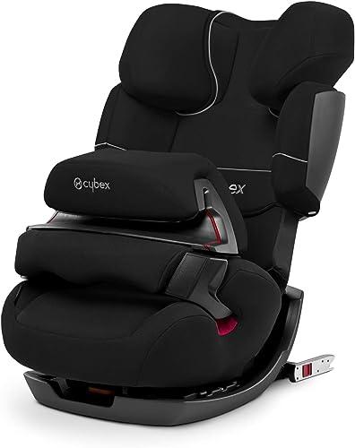 CYBEX Silver Siège auto 2 en 1 pour Enfant Pallas-Fix, Pour Voitures avec et sans ISOFIX, Groupe 1/2/3 (9-36 kg), D'e...