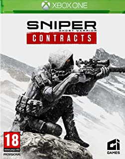 Sniper Ghost Warrior Contracts (Xbox One) (輸入版)