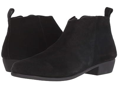 Aerosoles Step It Up (Black Suede) Women