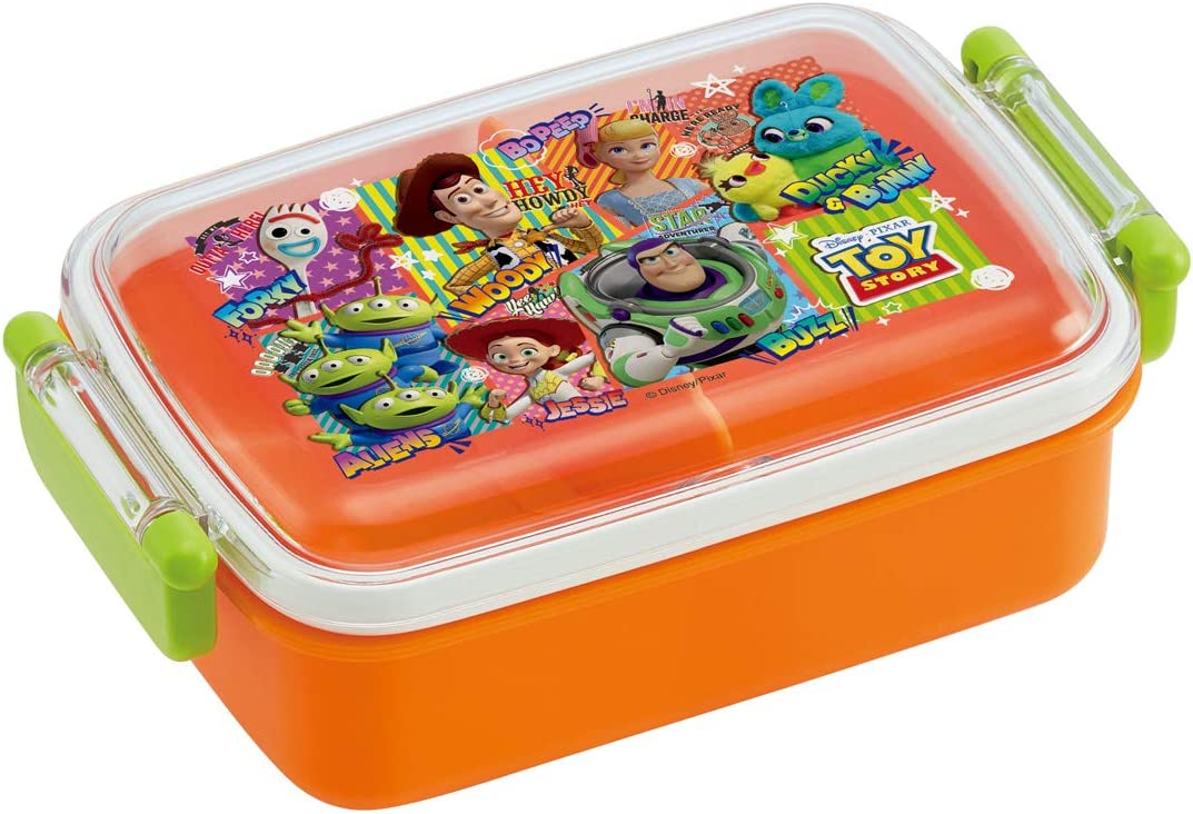 lunch container box Toy Story RBF3ANAG New Orleans Mall D 450ml Bargain 21