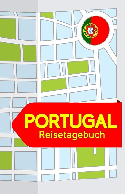 Portugal Reisetagebuch: Blanko Reisejournal zum Selberschreiben, als Tagebuch und Geschenk für den Trip nach Portugal (German Edition)
