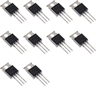 Bridgold 10pcs FQP30N06L FQP30N06 FQP30 N-Channel MOSFET Transistor 32 A/60 V,3-Pin TO-220