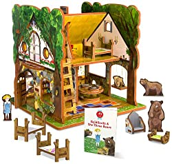 Goldilocks Story and Toy House