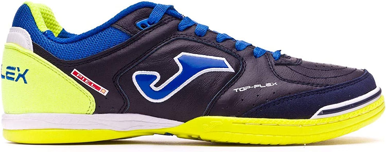 Joma shoes Calf Boots TOP Flex Indoor TOPW_803 Navy Calcetto Scarpa