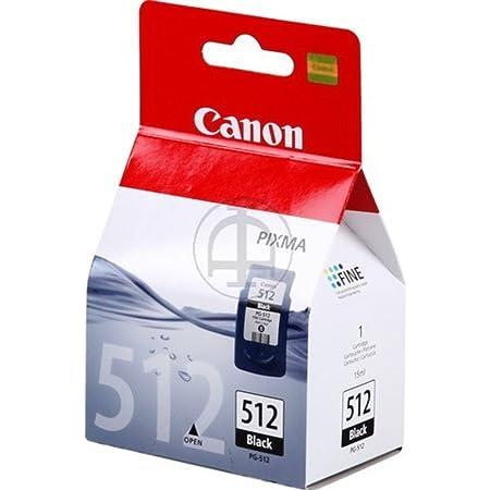 Canon Pixma Mp 240 Pg 512 2969 B 001 Original Druckerpatrone Schwarz 401 Seiten 15ml Bürobedarf Schreibwaren
