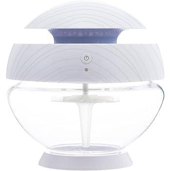 セラヴィ 【arobo】 空気洗浄機 Mサイズ ホワイト CLV-1010-M-WD-WH