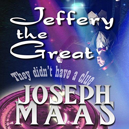 Jeffery the Great audiobook cover art