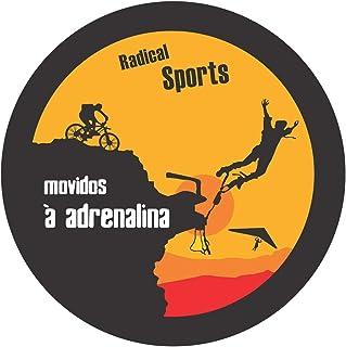 Capa de Estepe Ecosport Flash Tapetes Movidos a Adrenalina Aro 16