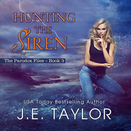 Hunting the Siren audiobook cover art