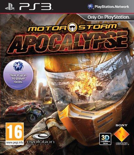 MotorStorm Apocalypse (PS3 輸入版・EU)日本版PS3動作可