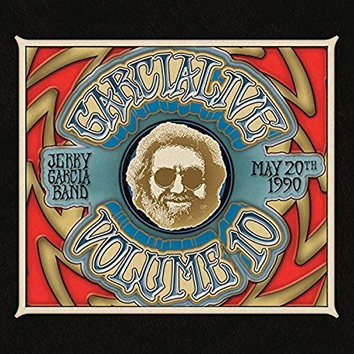 Garcialive Volume 10 - May 20th, 1990 Hilo Civic Auditorium