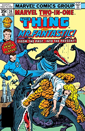 Download Marvel Two-In-One (1974-1983) #36 (English Edition) B00ZO1YJQQ