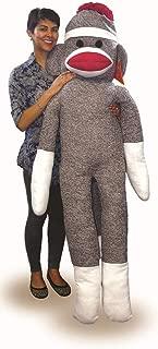 6 foot sock monkey