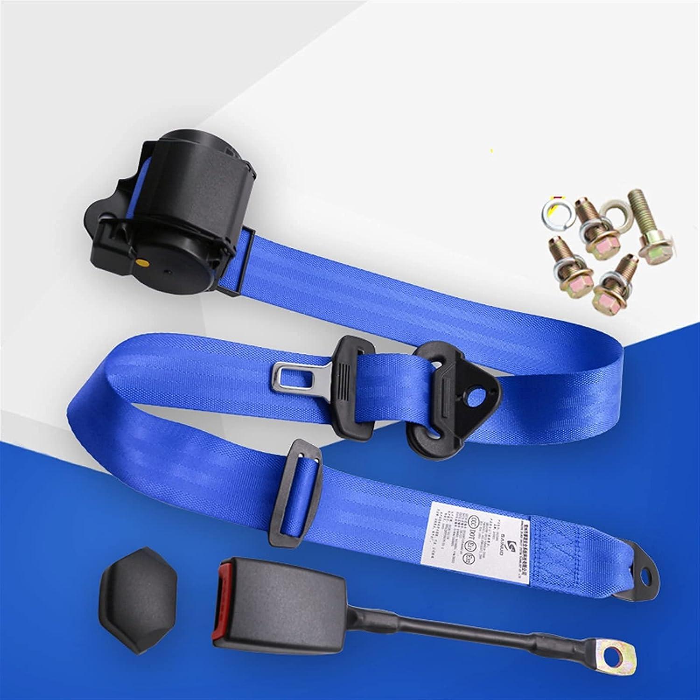 PARTAS Adjusters Universal Retractable Car specialty shop Three Seatbelt Over item handling Point