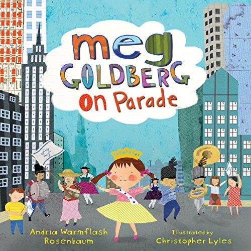 Meg Goldberg on Parade copertina