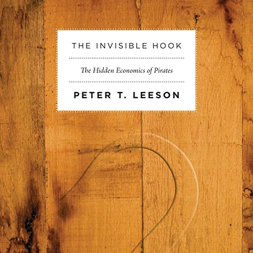 The Invisible Hook audiobook cover art