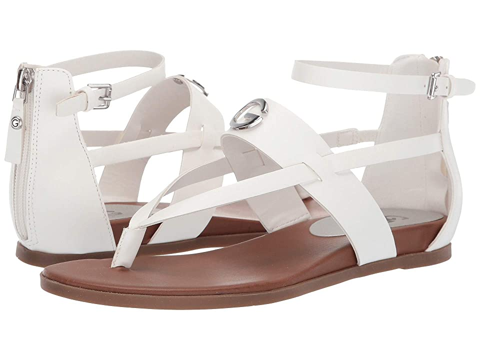 G by GUESS Cartur (White) Women