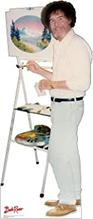 Best Advanced Graphics Bob Ross Life Size Cardboard Cutout Standup - PBS The Joy of Painting Review