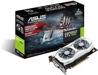 ASUSTek NVIDIA GeForce GTX950搭載ビデオカード 補助電源なし GTX950-2G