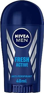 NIVEA, MEN, Deodorant, Fresh Active, Stick, 40ml
