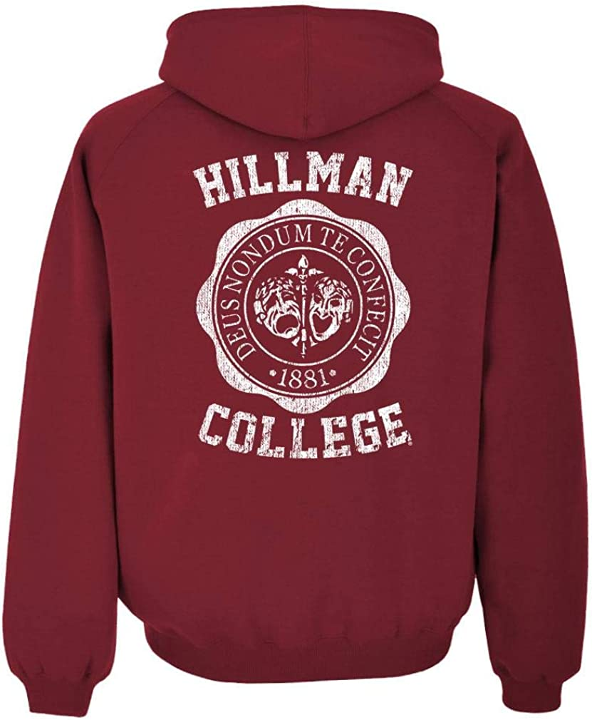 The Goozler Hillman Back Print - Hoodie Pullover Houston Mall V2 Clearance SALE Limited time