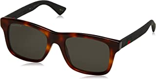 0008S GG0008S Rectangle Sunglasses Lens Category 3 Size 53mm