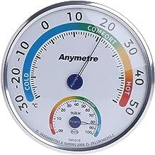 A0127 - Higrómetro húmedo para interiores y exteriores, termómetro de salida de humedad y temperatura