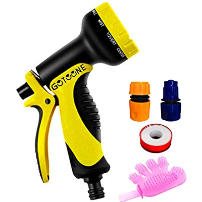 GOTOONE Car Wash Nozzle Water Sprayer Heavy Dut...
