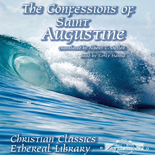 The Confessions of Saint Augustine cover art